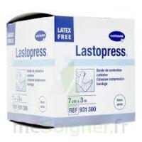 Lastopress® Bande De Compression Cohésive 10 Cm X 3,5 Mètres - Coloris Blanc à Orléans