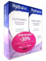 Hydralin Quotidien Gel Lavant Usage Intime 2*200ml à Orléans