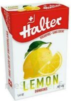 Halter Sans Sucre Bonbon Citron B/40g à Orléans