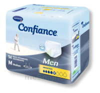 Confiance Men Slip Absorbant Jetable Absorption 5 Gouttes Medium Sachet/14 à Orléans