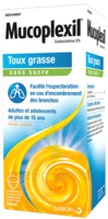 Mucoplexil 5 % Sirop édulcoré à La Saccharine Sodique Sans Sucre Adulte Fl/250ml à Orléans