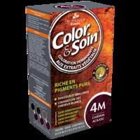 Color&soin Kit Coloration Permanente 4m Châtain Acajou à Orléans