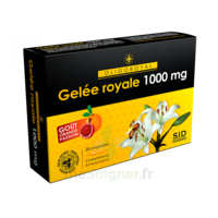 Sid Nutrition Oligoroyal Gelée Royale 1000 Mg _ 20 Ampoules De 10ml à Orléans