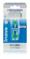 Inava Brossettes Recharges Vert Iso 6 2,2mm à Orléans