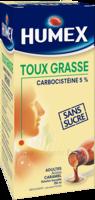 Humex 5 % Solution Buvable Expectorant Sans Sucre Adulte Fl/250ml à Orléans