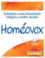 Boiron Homéovox Comprimés à Orléans