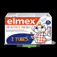 Elmex Duo Dentifrice Enfant, Tube 50 Ml X 2 à Orléans