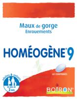 Boiron Homéogène 9 Comprimés à Orléans