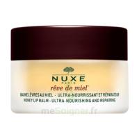 Nuxe Baume Lèvres Ultra-nourrissant Rêve De Miel®15g à Orléans