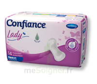 Confiance Lady Protection Anatomique Incontinence 4 Gouttes Sachet/14 à Orléans