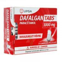 Dafalgantabs 1 G Cpr Pell Plq/8 à Orléans