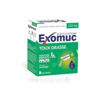 Exomuc 200 Mg, Granulés Pour Usage Oral En Sachet 15 Sachets/2g à Orléans