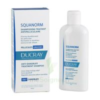 Ducray Squanorm Shampooing Pellicule Grasse 200ml à Orléans