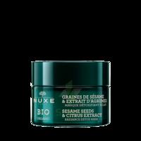 Nuxe Bio Masque Détoxifiant Eclat 50ml à Orléans