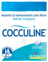 Boiron Cocculine Comprimés Orodispersibles B/40 à Orléans