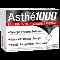 Asthe 1000 Poudre à Diluer épuisements Physique & Mental 10 Sachets à Orléans